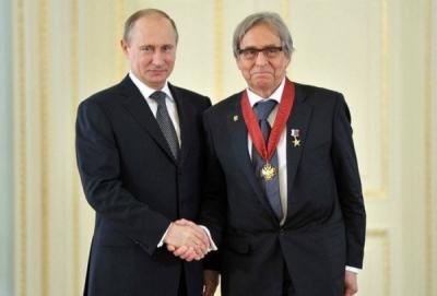 1 мая 2013 года. Пяти выдающимся согражданам вручены золотые медали «Герой Труда Российской Федерации»